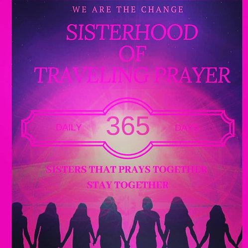 Sisterhood of TravelingPrayers- A Collaboration