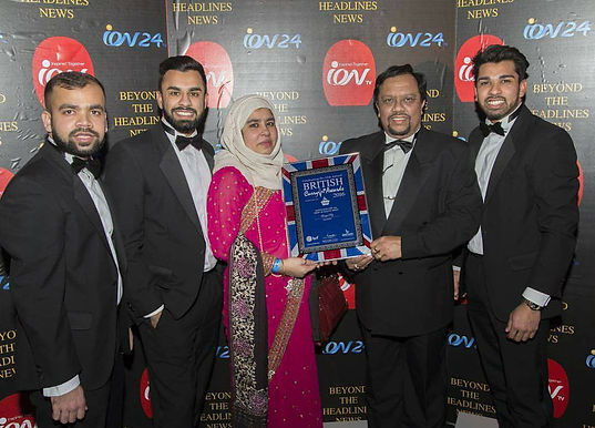British Curry Awards 2016