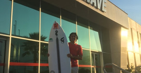 Empresa privada investe no futuro do Surf Catarinense