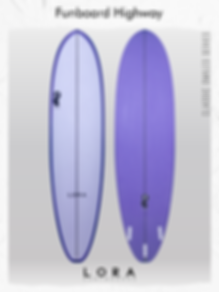 FUNBOARD HIGHWAY Quiver Magico - Catalog