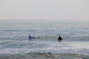 A arte de aguardar pelas ondas