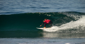 Figue Diel em ISA World Adaptive Surfing Championship