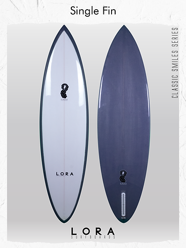 SINGLE FIN Quiver Magico - Catalogo @100