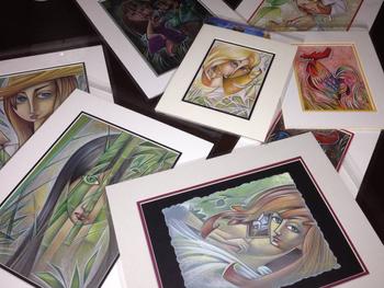 Bluishowl Fine Art Editions