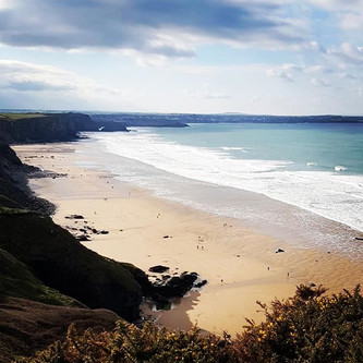 The stunning #watergatebay