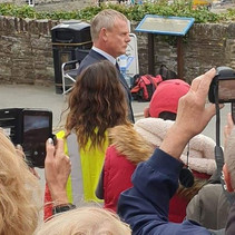 Doc Martin filming 🎥 today, Port Issac