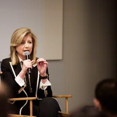Arianna Huffington, Founder & CEO of Thrive Global