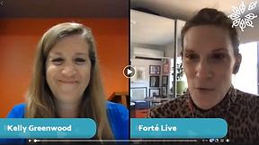 forte foundation facebook live - nov 201