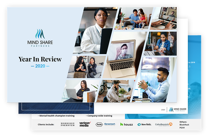 Mind Share Partners - Year in Review - 2