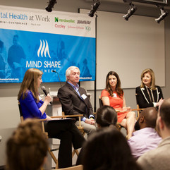 Industy experts panel, Mental Health at Work Mini-Conference