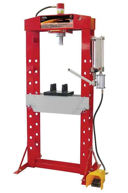 Presse hydraulique d'établihydropneumatique, 20 tonnes