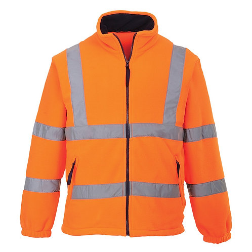 Polaire HiVis doublé filet