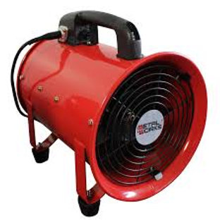 Ventilateur extracteur ø 200 ou 300 mm - 250 ou 500 Watts