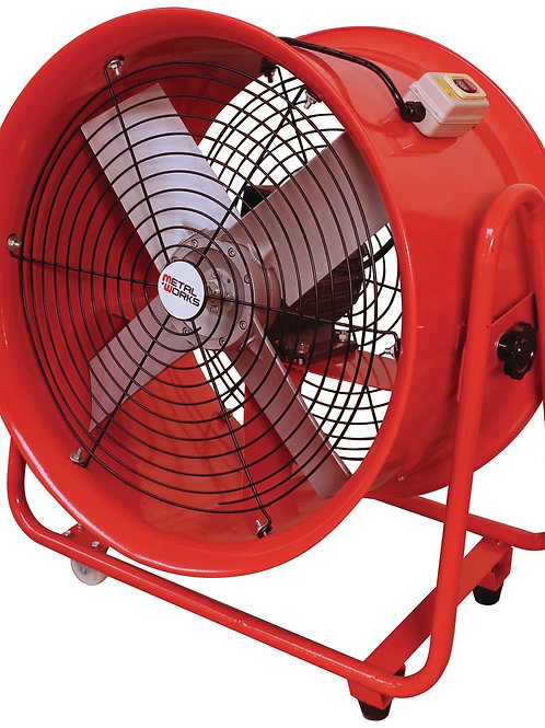Ventilateur extracteur ø 500 ou 600 mm - 1 100 ou 2 000 Watts