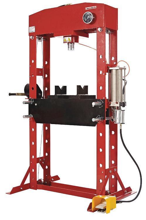 Presse hydrauliqueaveccommandehydropneumatique,50 tonnes