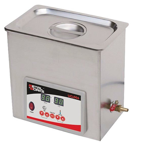 Nettoyeur à ultrasons digital, 6 litres, 330 W