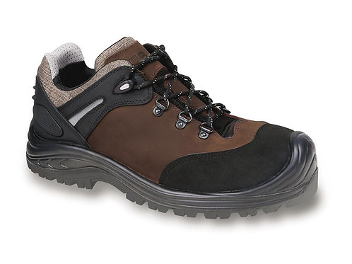 Chaussure basse en Nubuck gras