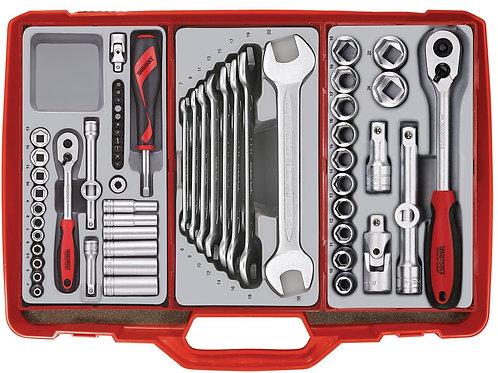 Set à outils complet 61 pièces