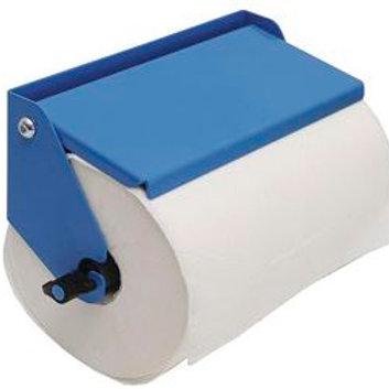 Porte-papier en alu - 240 x 90 x 150 mm