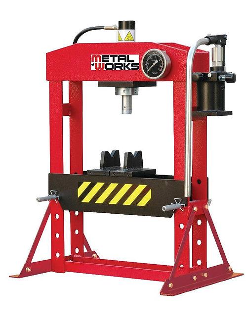 Presse hydrauliqued'établi,commande manuelle,15 tonnes