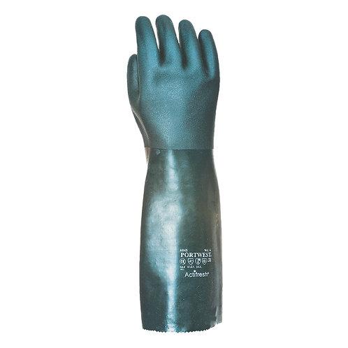 Gant PVC 45 cm double trempage
