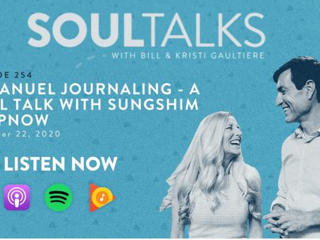 Soul Sheperding's Kristi Gaultiere Interviews Sungshim RE: IJ