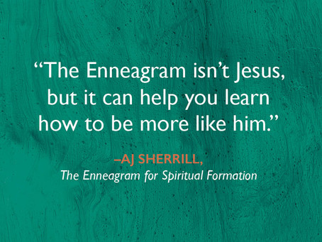 The Enneagram For Spiritual Formation