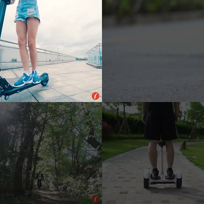 Conoce nuestros vehículos de movilidad personal.