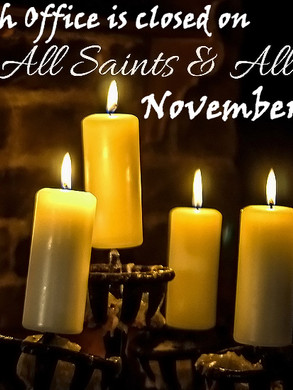 All Saints and All Souls Day