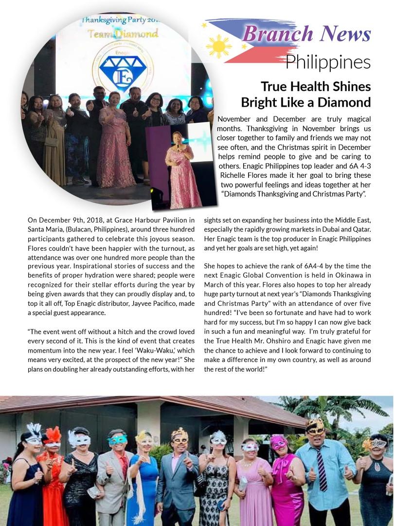 True Health Shines Bright Like A Diamond