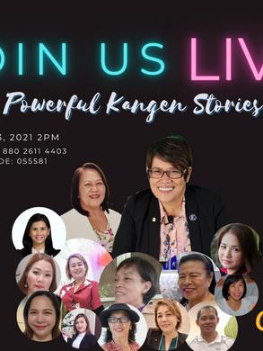 Powerful Kangen Stories