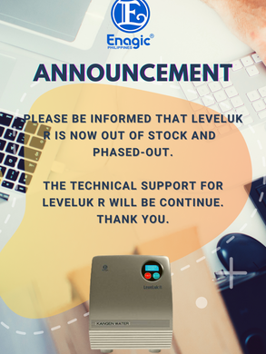 Leveluk R Phased-Out