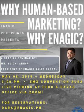 Why Human-Based Marketing? Why Enagic?