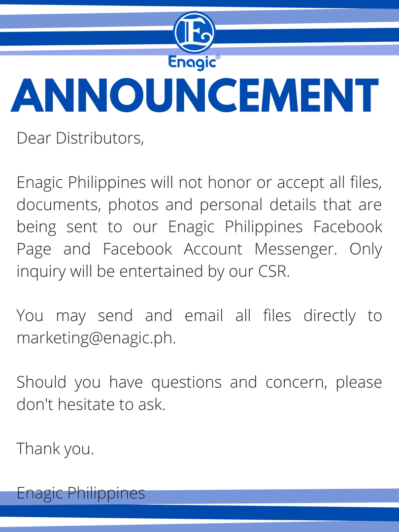 Announcement on Sending and Receiving Files on Messenger