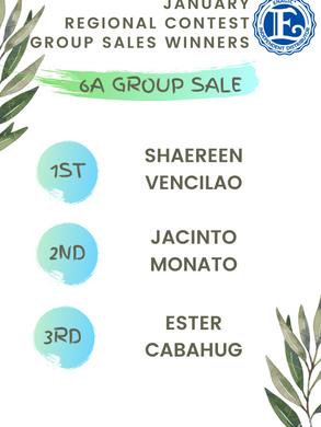6A Group Sale