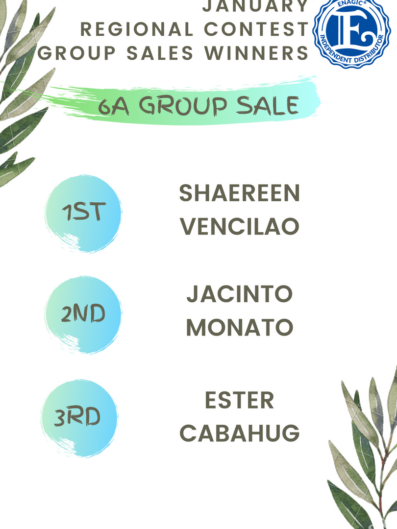 6A Group Sale