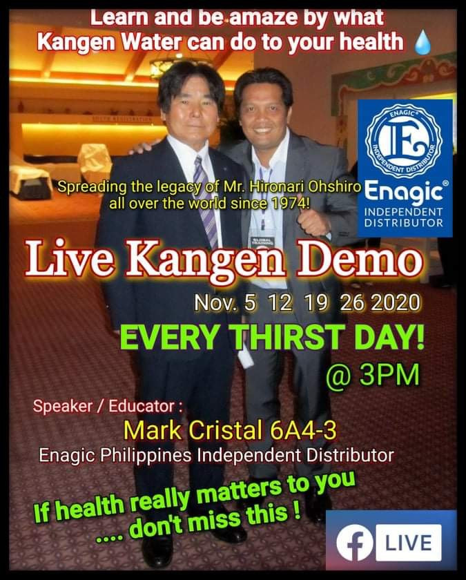 Live Kangen Demo