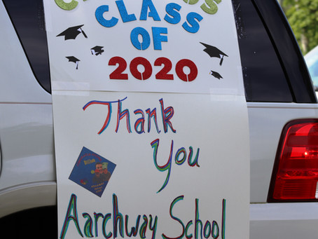 The Archway Schools Revamp Graduation Amid Pandemic