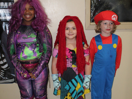 A Spook-tacular Halloween at the Archway Schools