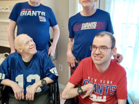 Anonymous Giants Fan Donates to Archway Residents