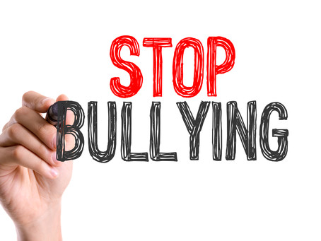 Bully Prevention Month at Our Schools