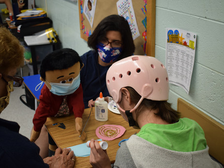 Archway Students Learn the Importance of Face Masks