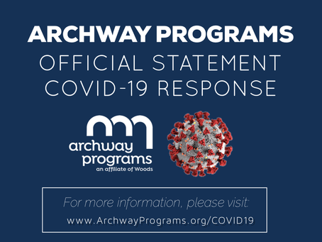 Archway Receives Confirmation of the First Positive COVID-19 Case at Upper School Campus