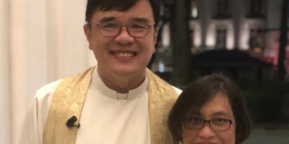 21 Feb Vicar's Induction Service  2月21日 牧正授任暨就职典礼