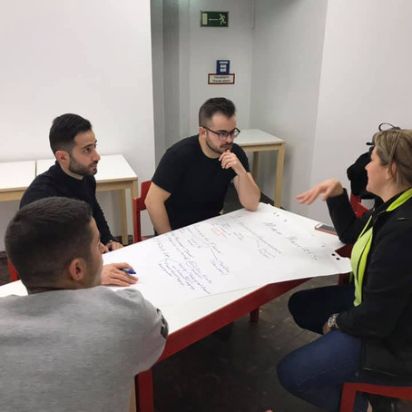 2019/Spanish Group about Entrepreneurship and Migration