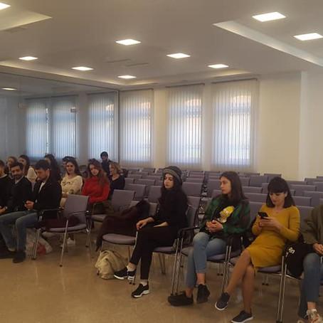 2019/Armenian Group about Faith