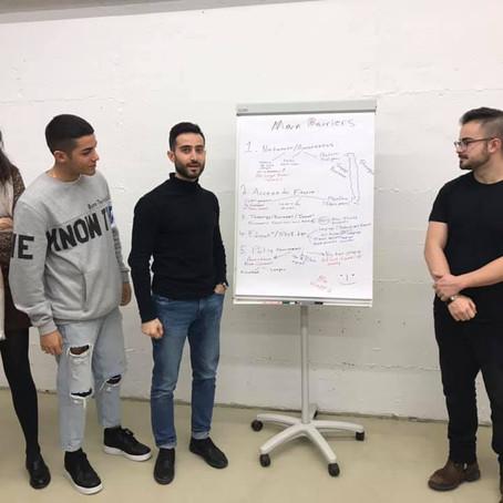 2019/Belgium Group about Entrepreneurship and Migration