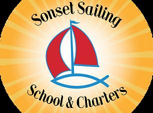 AAAAA Sonset Sailing Logo_Sunburst_circl
