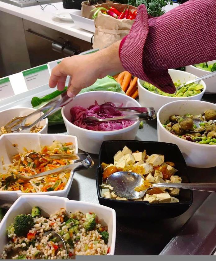 Risteilylaivat panostavat nyt vegaaniruokaan