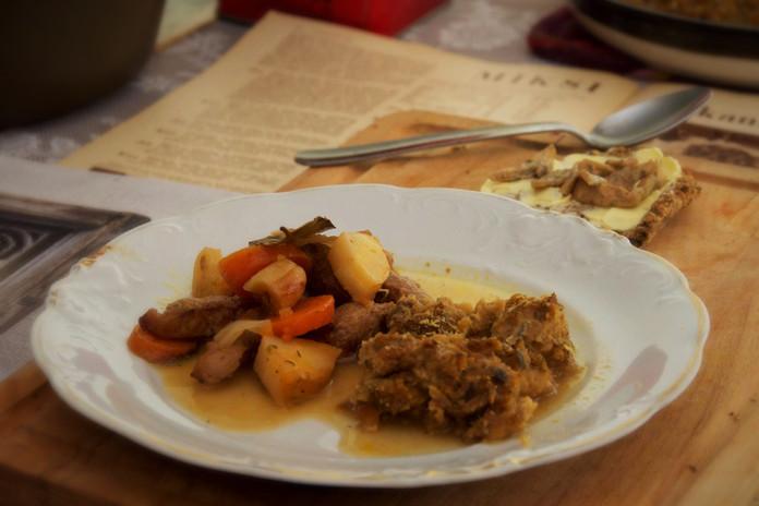 Isoäidin keittiössä: Itsenäisyyspäivän perinnelounas